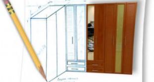 проектирование мебели на заказ по размерам